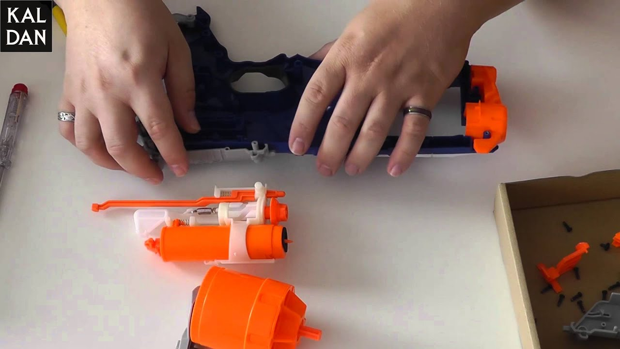 Nerf Strongarm xd Mod Nerf Elite Strongarm Modding