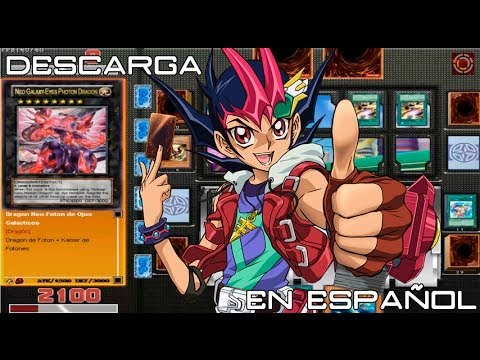 [Descarga] Yu-Gi-Oh! ZEXAL Power of Chaos Yuma the Challenge by g3rM!k and Ristar