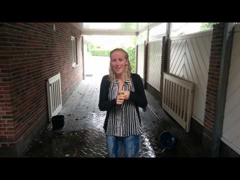 ALS Ice Bucket Challenge Mirjam Schipper