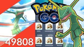 Rayquaza Duo mit meinem Papa   Pokémon GO Deutsch #927