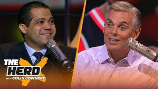 Lakers are 'quietly confident' they will sign Kawhi, talks FA moves - Arash Markazi | NBA | THE HERD