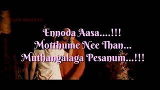 Ennoda Aasai__Payana Ponna Album Song__Whatsapp Status Video__Edit by Vijay Sakthi....