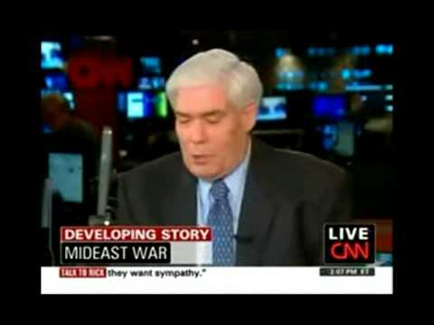 CNN: Israel Broke The Truce in Gaza