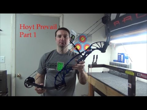 Hoyt Prevail 37 First Looks & Set Up (Part 1)