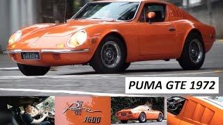 Garagem do Bellote TV: Puma GTE (1972)