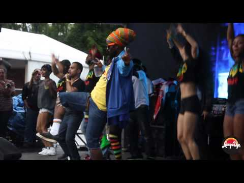 LargeUp x Rice and Peas at Great GoogaMooga Festival | LargeUp TV