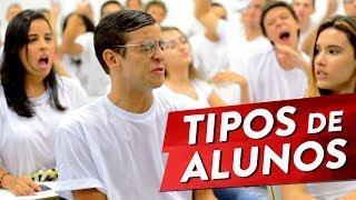 TIPOS DE ALUNOS Pt. 1
