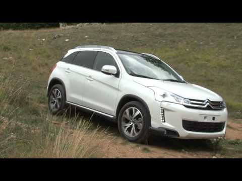 Test Citroen C4 Aircross - Roccaraso 1-2 settembre 2012