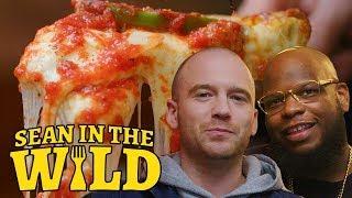 New York vs. Chicago Pizza Debate with Meyhem Lauren | Sean in the Wild