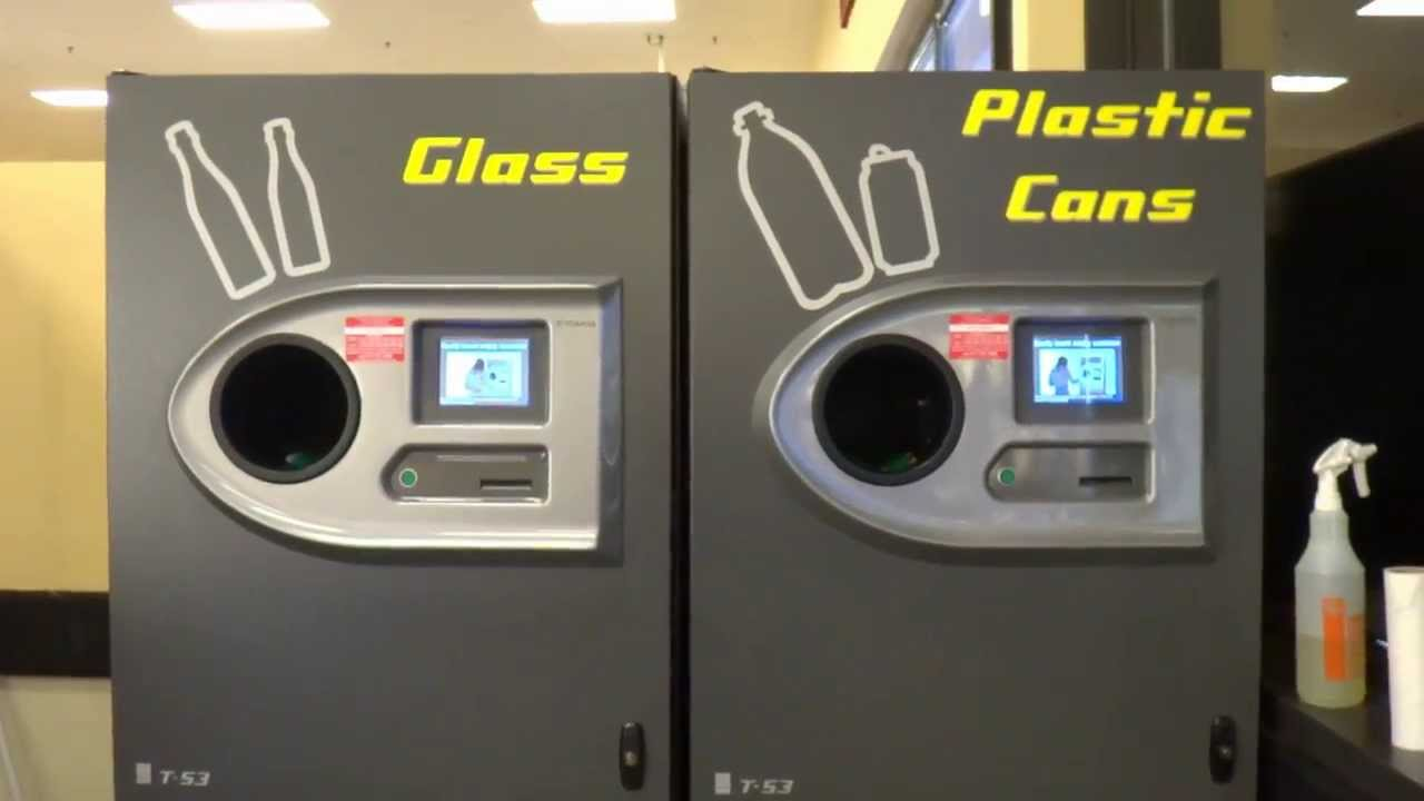 vending machine disposal