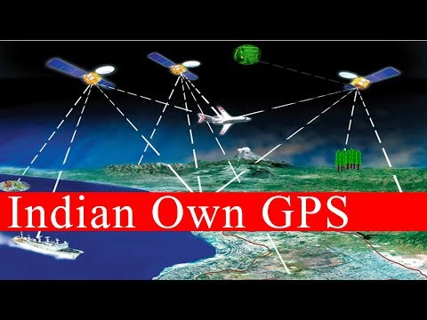 Indian GPS : Indian Regional Navigation Satellite System (IRNSS)
