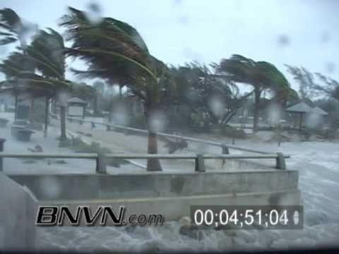 Hurricane Rita Video - Key West Florida - 9/20/2005 - Part 9