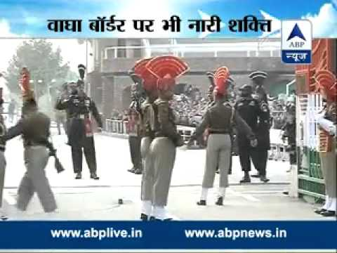 Watch Full Ll Beating Retreat Ceremony Held At Wagah Border video