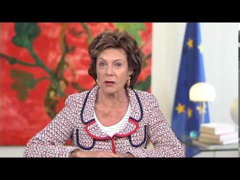 SEP presented by Neelie Kroes