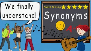 Synonym Symphony A Song That Teaches Synonyms by Melissa