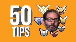 50 Tips for Competitive Overwatch