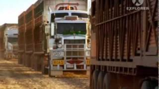 Австралийские дорожные поезда / Australian Road Trains (2/3)