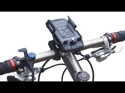 Docking Station for Bike / Bike Navigation / Unex Bike Dock / Bluetooth Speaker