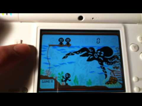 Game & Watch Collection 2 Unboxing and Gameplay