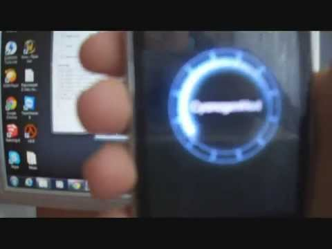 How to flash / install Jelly Bean 4.2.2 (CyanogenMod 10.1) on Samsung galaxy mini 2