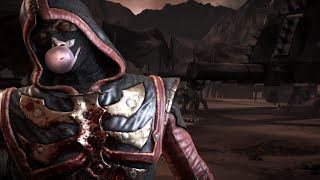 Mortal Kombat X - All Characters Performed (Bubble Head) Fatality