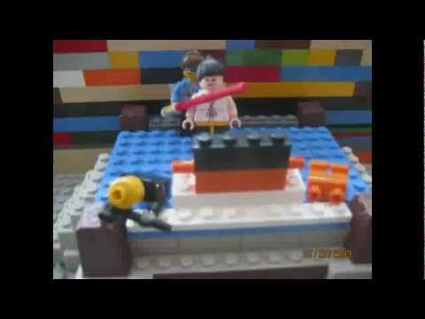 Lego Plane Go Boom ! ! ! The Movie - Lego Space Station Go Boom ! ! ! video