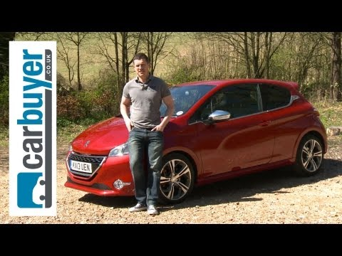 Peugeot 208 GTi 2013 review - CarBuyer