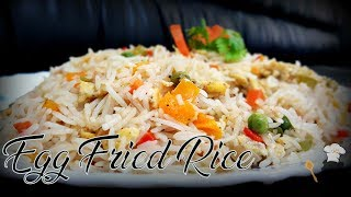 Egg Fried Rice | Kerala Style Fried Rice Recipe | Sameena's Cookery