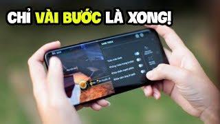 Làm sao để bật tính năng chia đôi màn hình trên smartphone Android?