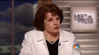 Feinstein on Republican health care bill, Comey hearing