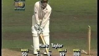 Mark Taylor 113 vs England 1994/95