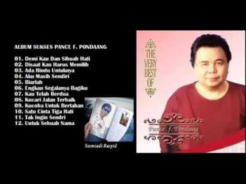 BEST OF THE BEST PANCE F. PONDANG FULL ALBUM KOMPLIT BANGET DEH