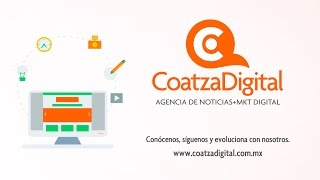 Somos Coatza Digital, nos reinventamos.