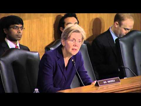 Senate Banking Committee Hearing - Bank Money Laundering