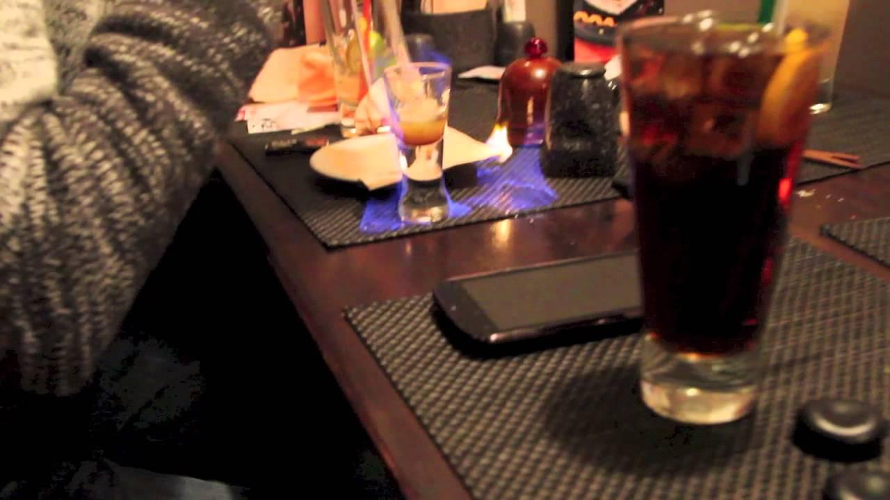 Как правильно пить Б-52 (Harlem Shake) - YouTube