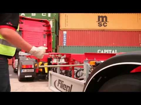 Fliegl TV: Vario-Containerchassis V2+