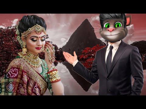 दिव्या भारती VS बिल्लू कॉमेडी | Divya Bharti Very funny Call with talking tom twinkle khanna song