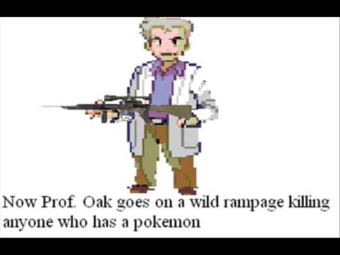 Pokemon Bloody Version!