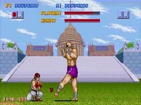 Street Fighter 1 Completed 2/2