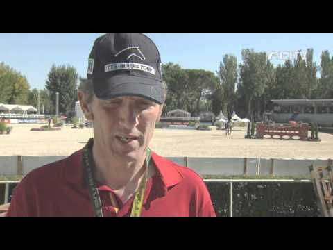 FEI European Jumping championships 2011 – Ludger Beerbaum