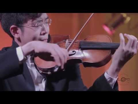 Camerata Pacifica — Grieg Violin Sonata in C Minor, Op. 45, 1st mvmnt.