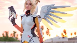 Full Torso Female Breastplate Cosplay Tutorial : Mercy Overwatch