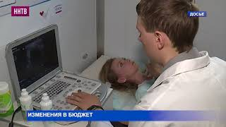 Очередные поправки внесли в бюджет Нижегородской области