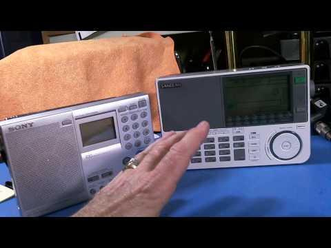 TRRS #0410 - Sangean ATX-909a versus Sony ICF-SW7600GR