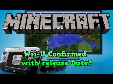 Minecraft Story Mode - Wii-U RELEASE DATE CONFIRMED! - YouTube
