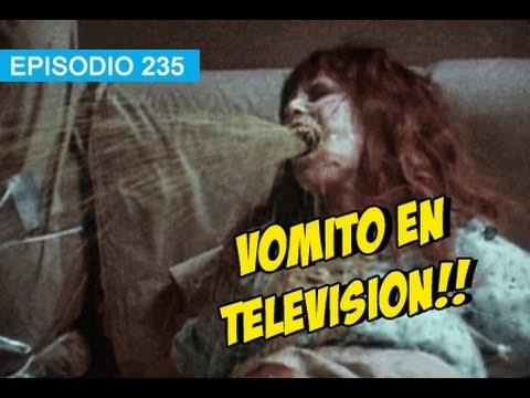 Vomito en Television!