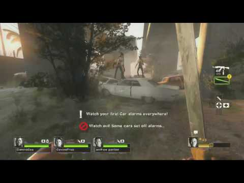 Left 4 Dead 2: Violence in Silence Guide