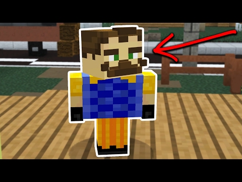 I CANT STOP LAUGHING! | CREEPY NEIGHBORS SON HIDE N' SEEK! - Minecraft Mods