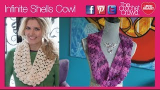 How To Crochet Infinite Cowl