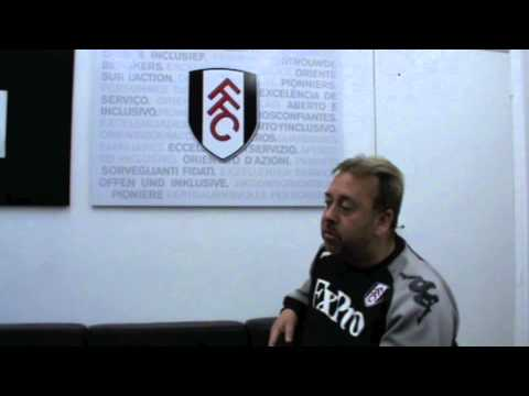 Interview with Fulham FC & GB Deaf Coach, Chris McGinn